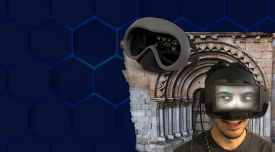 Прозрачные гарнитуры, AR-дайвинг и создание 3D из фото